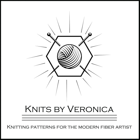 Knits by Veronica modern knitting patterns knit accessories handmade items gifts