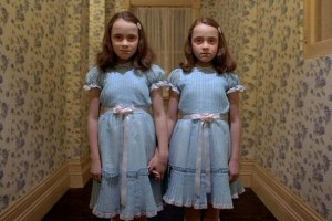 The shining twins DIY halloween costume Grady twins handmade costume